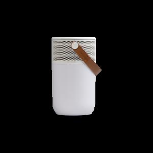 Kreafunk aGLOW Bluetooth højtaler, white w. white grill